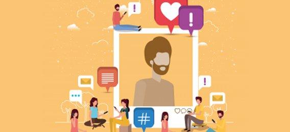 Social media inspiratie