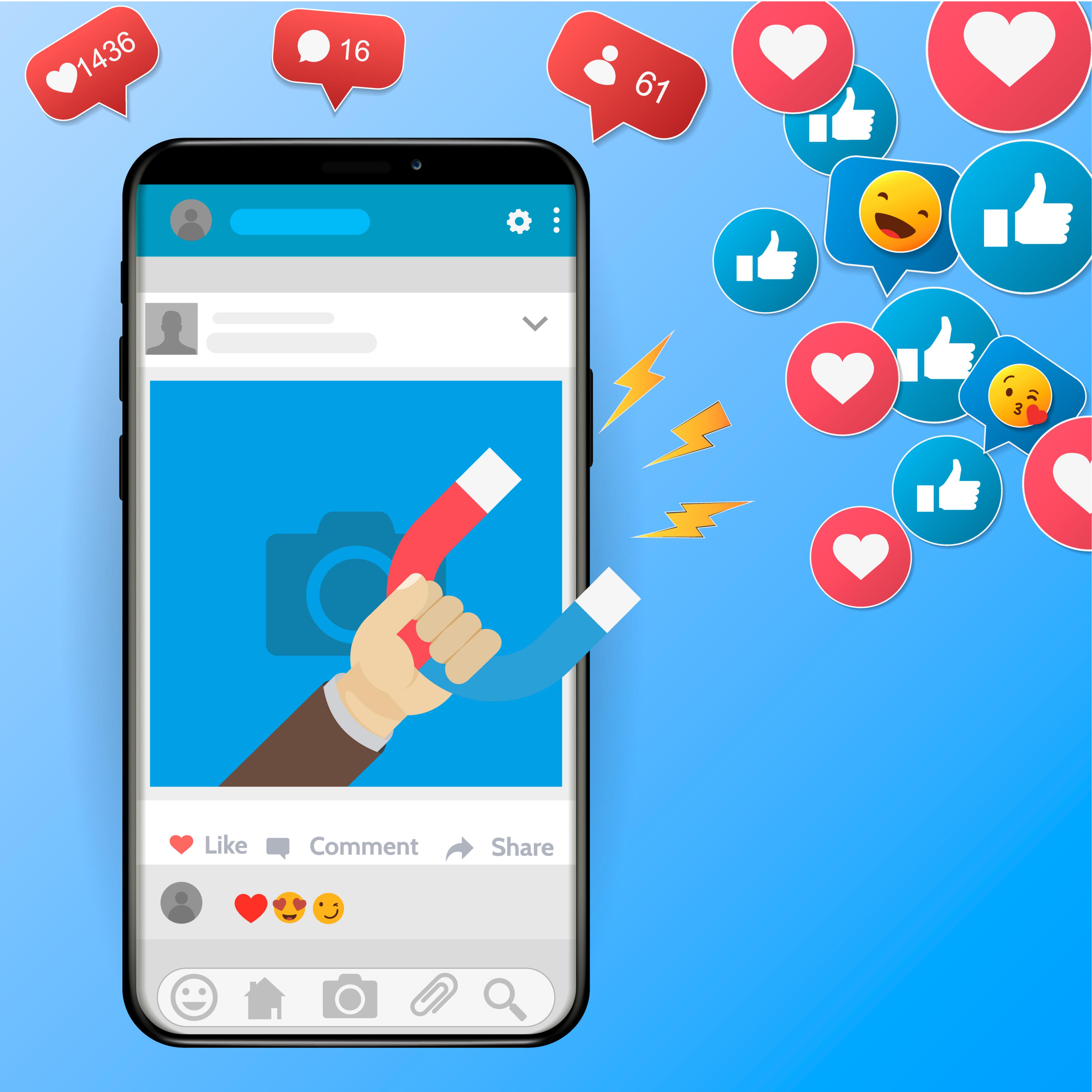 Engagement creëren op Facebook