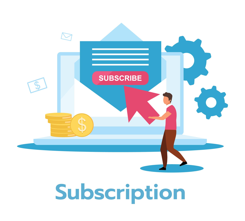Het abonnement als verdienmodel